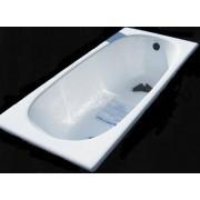 Ванна чугунная MARCO POLO 1500x700x390мм, без ручек, с ножками в комплекте, цвет: WH (белый)