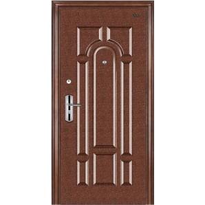 Дверь cтроительная  металлическая 40072.GT-NDSY, ЛЕВАЯ, 2050х860 мм.