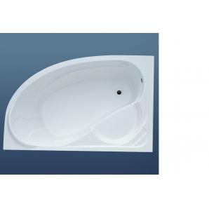 Ванна акриловая AQUASOLO ABTM-14590.WH 1450х900мм белая левая