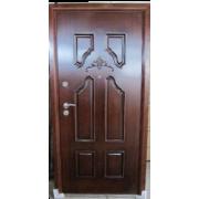 Дверь металлическая MADF-80186.АС, левая, 2050х860 мм