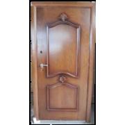 Дверь металлическая MADF-80345.АС, правая, 2050х860 мм
