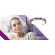 Светильник светодиодный OPPLE коллекция Colorful Purple 47 Вт 6500 К (дневной) 3164 лм